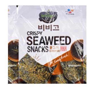 Korean Seaweed Snacks